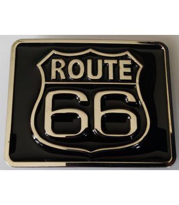 Boucle de ceinture Modèle Route 66
