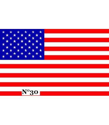 "Drapeau Américain ""USA"""